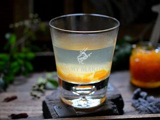 金桔酱,泡上一杯金桔茶也很不错哟