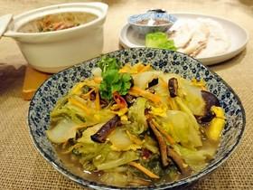 台式鹵白菜