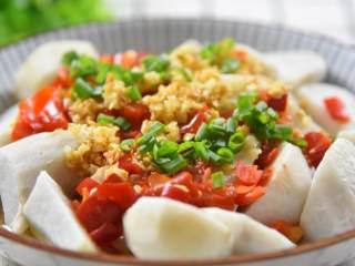 记忆里的那碗剁辣椒——剁椒芋艿