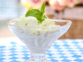 海盐冰淇淋