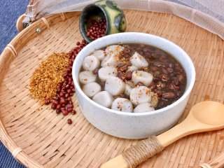 红豆椰香芋圆