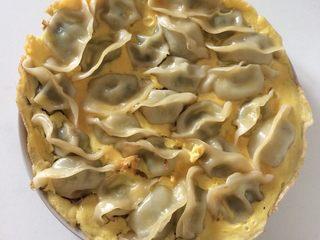 自制鸡蛋煎饺