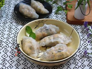 豆腐牛肉水晶饺