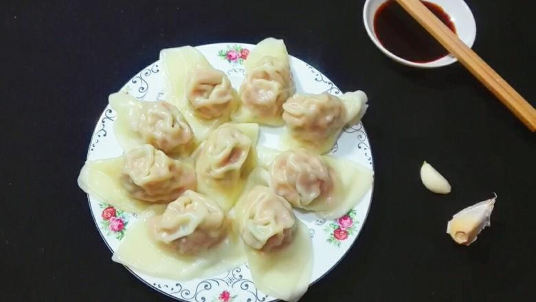 乡味+盐城白胡椒胡萝卜猪肉大馄饨