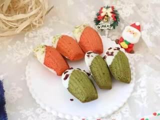 12月是什么颜色的?贝壳蛋糕来告诉你