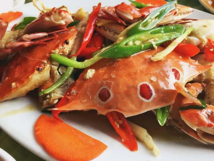 一场海鲜盛宴