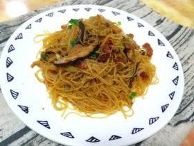 广东+三鲜炒粉