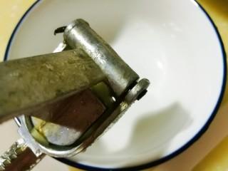 快手早餐姜汁撞奶  冬至前后最是温阳时,榨出姜汁