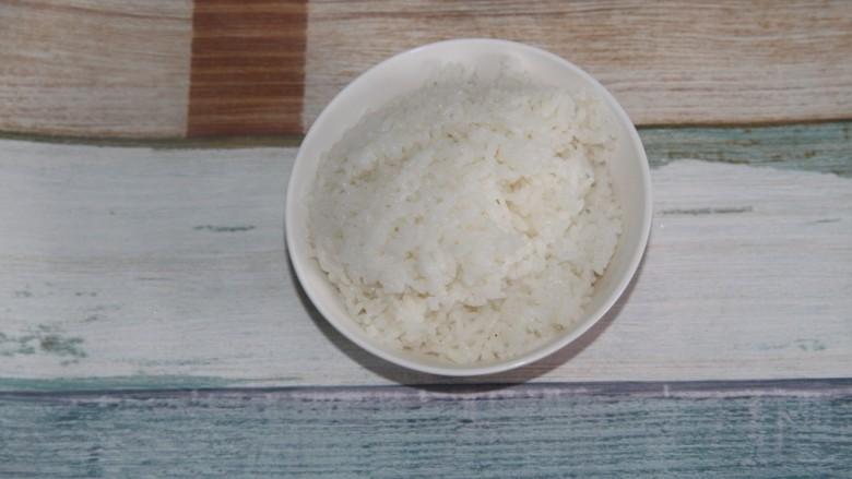 幸福烤鸡脖午餐便当,一碗米饭