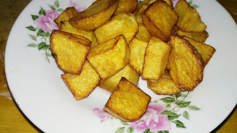 家常地三鲜,土豆就这样也很好吃