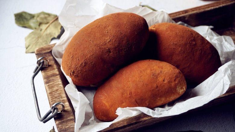 红糖红薯面包