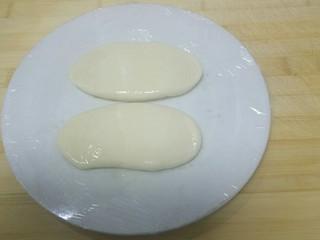 高汤青菜烩面,自制烩面2片。