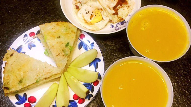 奶香南瓜银耳美颜养生糊,搭配早餐,一天能量满满!