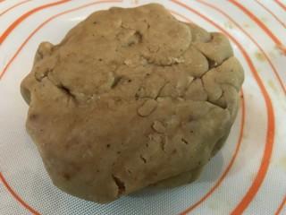 手作姜饼 冬至补阳去湿,用手揉捏成团