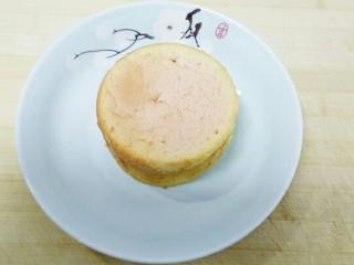 火龙果酸奶蛋糕