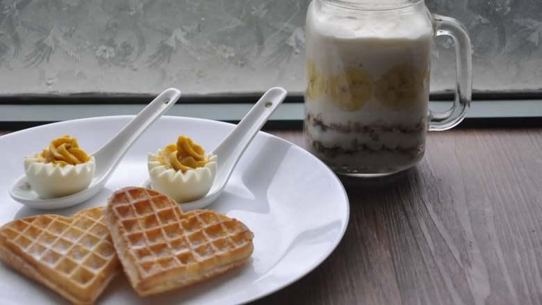早安早餐+营养早餐组合