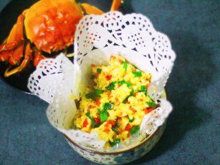 蟹黄炒饭,解锁螃蟹新吃法