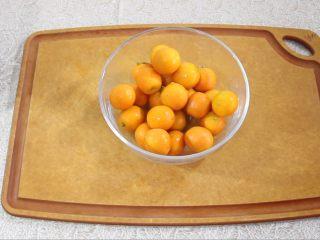 【美善品】金橘蜜饯,准备一份金桔