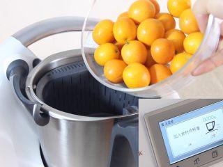 【美善品】金橘蜜饯,调出称,加入金桔500克