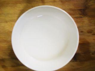 肉末土豆泥,再准备一碗水淀粉