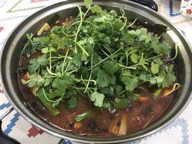 红烧羊肉汤煲