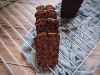 蔓越莓巧克力磅蛋糕
