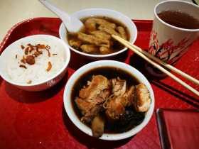 肉骨茶和龙眼冰!马来美食第二弹!