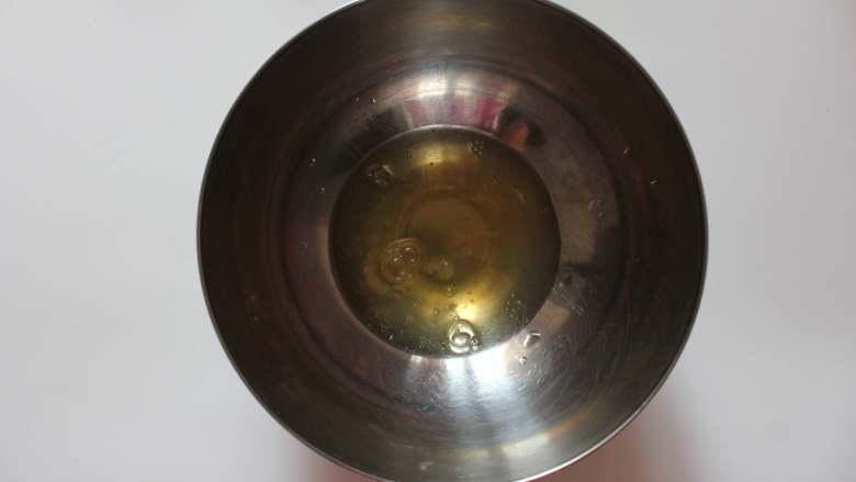 胡萝卜松饼(适合12个月龄以上的宝宝),蛋白蛋黄分离