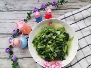 厨房挑战+素菜+清炒春菜