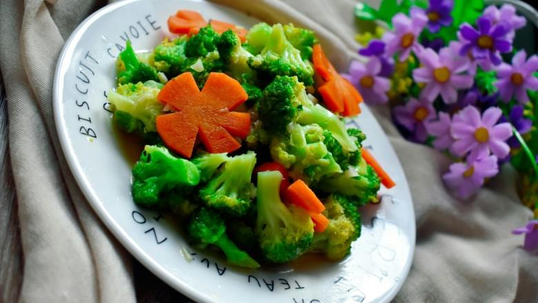 厨房挑战+素菜+蒜蓉西兰花,既清淡又营养健康的蒜蓉西兰花就做好啦。是不是特别简单,自己在家做成本不到五块钱哦~