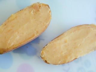 奶香芝士焗红薯(地瓜),如图