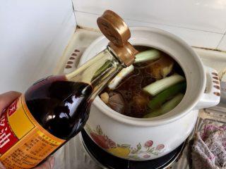 煲一锅好卤➕香卤牛肉,加入两勺老抽