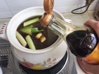 煲一锅好卤➕香卤牛肉,加入一勺老抽
