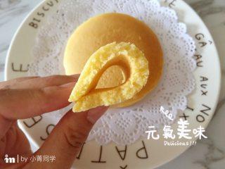 奶香玉米饼,松软可口~