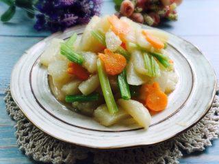 挑战厨房 +素菜+清炒盘菜