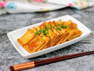 照烧黄金豆腐 不只鸡腿能照烧 换成豆腐味道一样棒 家常照烧味