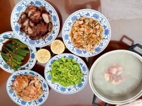 """花一些时间,做一桌""""家常便饭""""——清爽篇"""