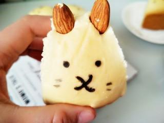 白猫小面包