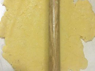 香甜的苹果派,拿出擀面杖,制作派皮