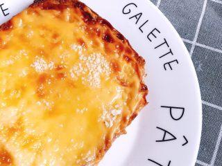 脆脆的熔岩乳酪吐司