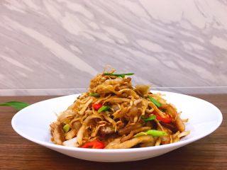 厨房挑战+荤菜+脆而不腻萝卜条炒肉