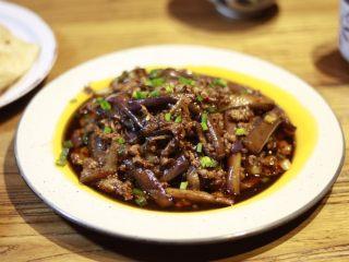 下饭菜🍆肉末茄子