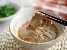 教你调制一碗美味的火锅蘸料