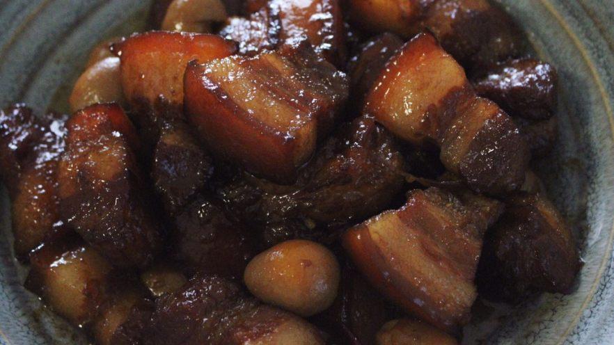 暖暖红烧肉