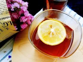 柠檬生姜蜜红茶 预防冬季感冒