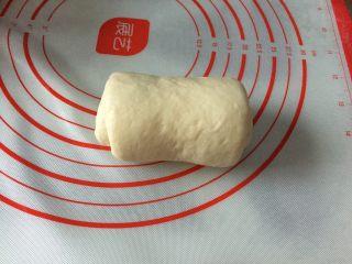 北海道白吐司,卷起