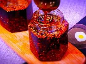 最正宗的辣椒油制作方法