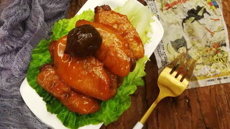 梅子(话梅)鸡翅