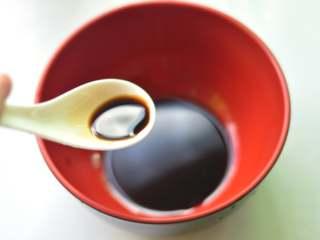 香葱拌面,1/2茶匙醋