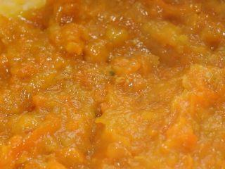 金桔酱,最后汤汁几乎收干,就可以出锅
